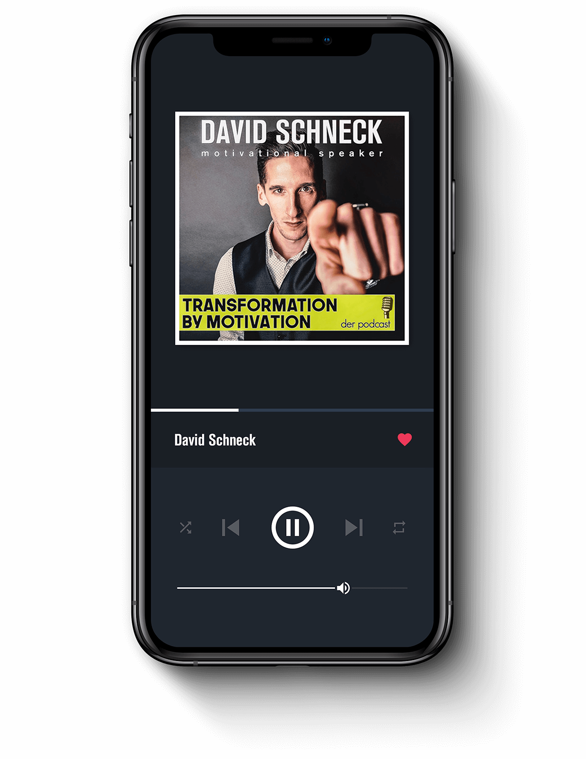 David Schneck - Der Motivations-Podcast